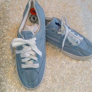 Ralph Lauren POLO tennis shoes Size 9.5